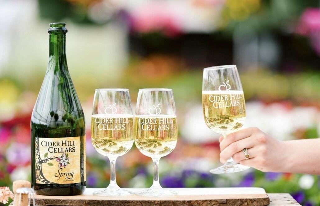 Cider Hill Cellars - Spring - Hard Cider