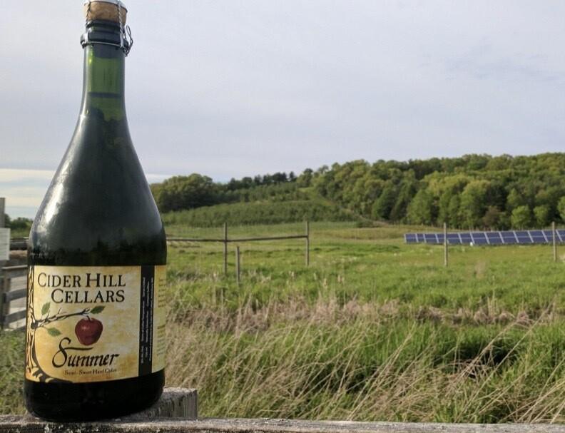 Cider Hill Cellars - Summer - Hard Cider