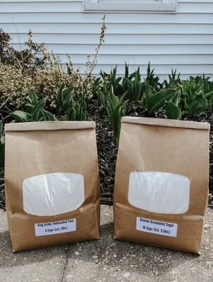 King Arthur All Purpose Flour- 8 Cups (Est. 3 Lbs)