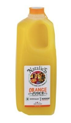 Natalie's Orange Juice - 64 Oz