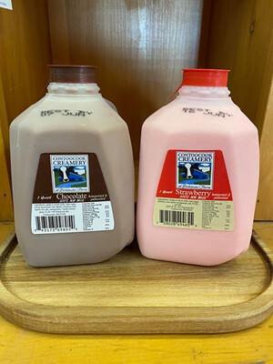 Contoocook Creamery Milk - Quart