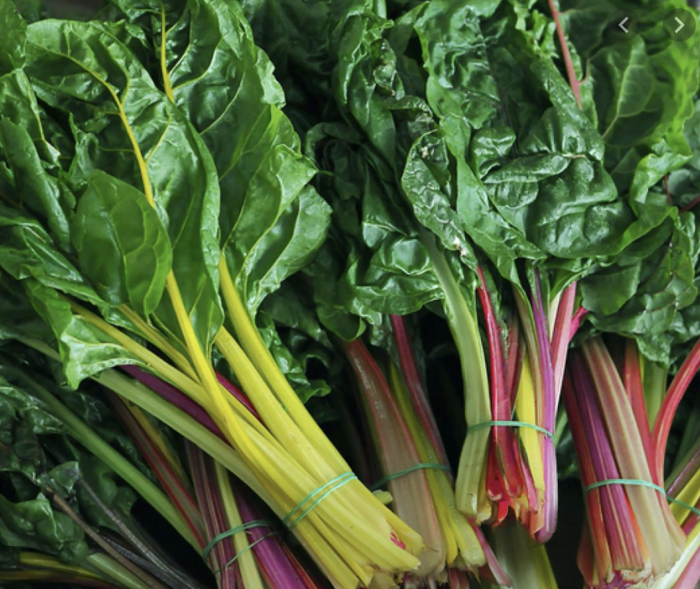 Bunch Swiss Chard