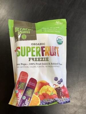 Deebee's Organics- Organic Superfruit Freezie