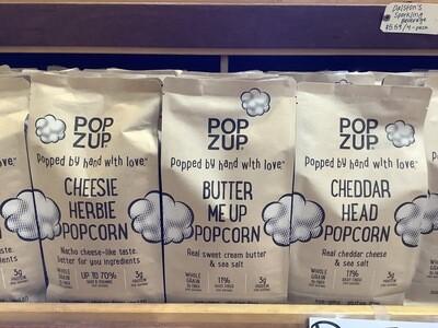 Pop Zup- Hand Popped Popcorn 5 Oz
