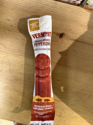 Vermont Uncured Smoked Pepperoni