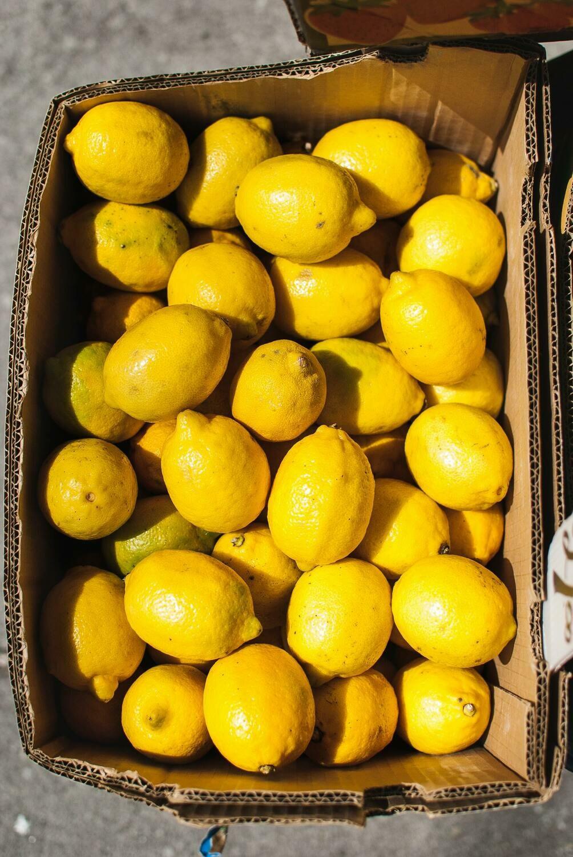Lemon - Pack of 4