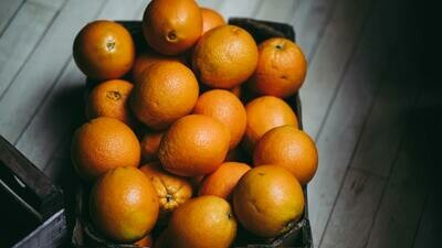 Orange - Pack of 4