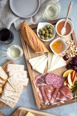 DIY Cheese & Meat Board Kit
