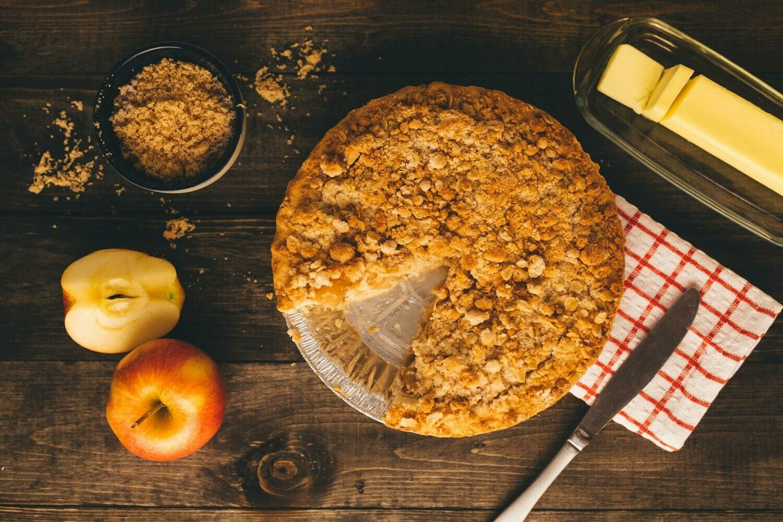 "10"" Bumbleberry Crumb Pie - Fresh"