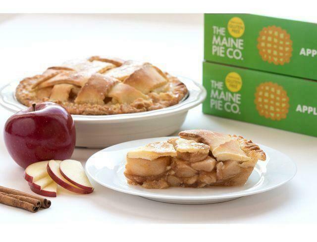 """9"""" Gluten Free Apple Pie - Frozen"""