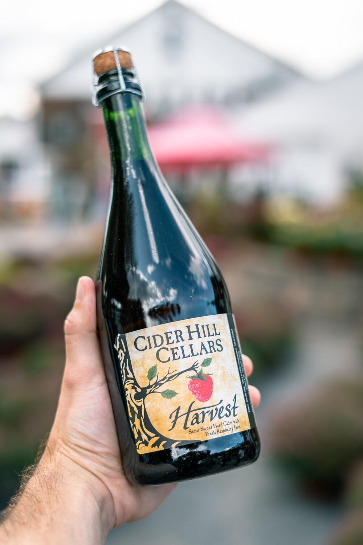 Cider Hill Cellars - Raspberry Harvest - Hard Cider