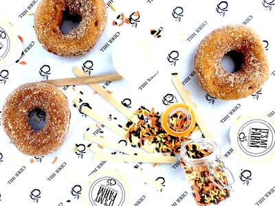 Fall Decorate Your Own Donut Kit