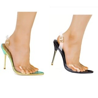 Stand Tall Heels