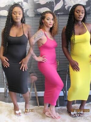 The Nina Midi Dress