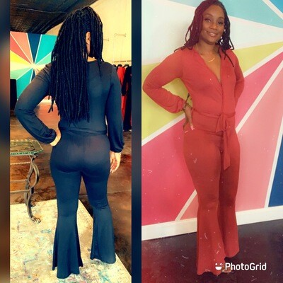 Whitney Jumpsuits