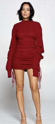 Hot Tamale Sweater Dress