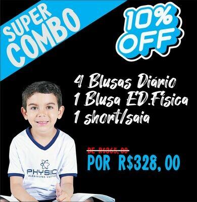 COMBO PROMOCIONAL- INFANTIL & Fund 1