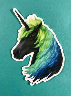 Stickers - Artist Illustrated Animals