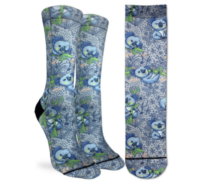 Socks - Adult Size 5-9 - Choose From Designs