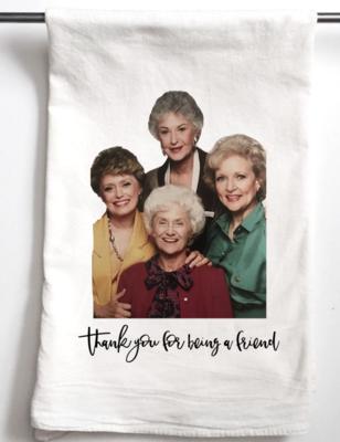 Tea Towel - Golden Girls