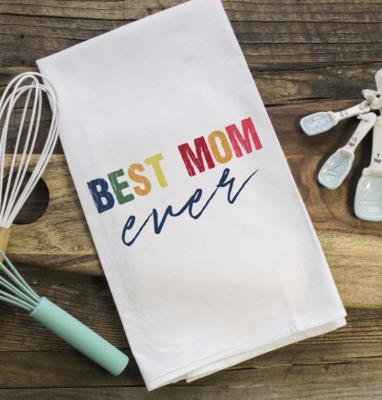 Tea Towel - Best Mom Ever