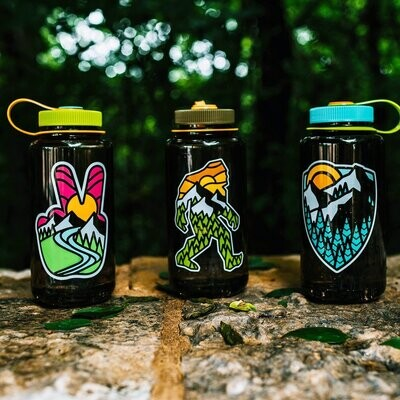 Nalgene Water Bottle - Choose From Designs