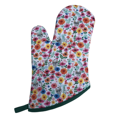 Oven Mitt - Large - Choose From Designs