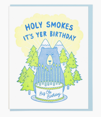 Birthday Cards - Choose From Designs