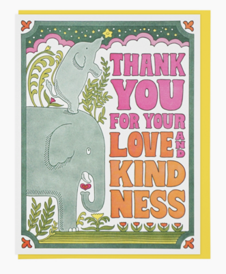 Thank You Cards - Choose From Designs