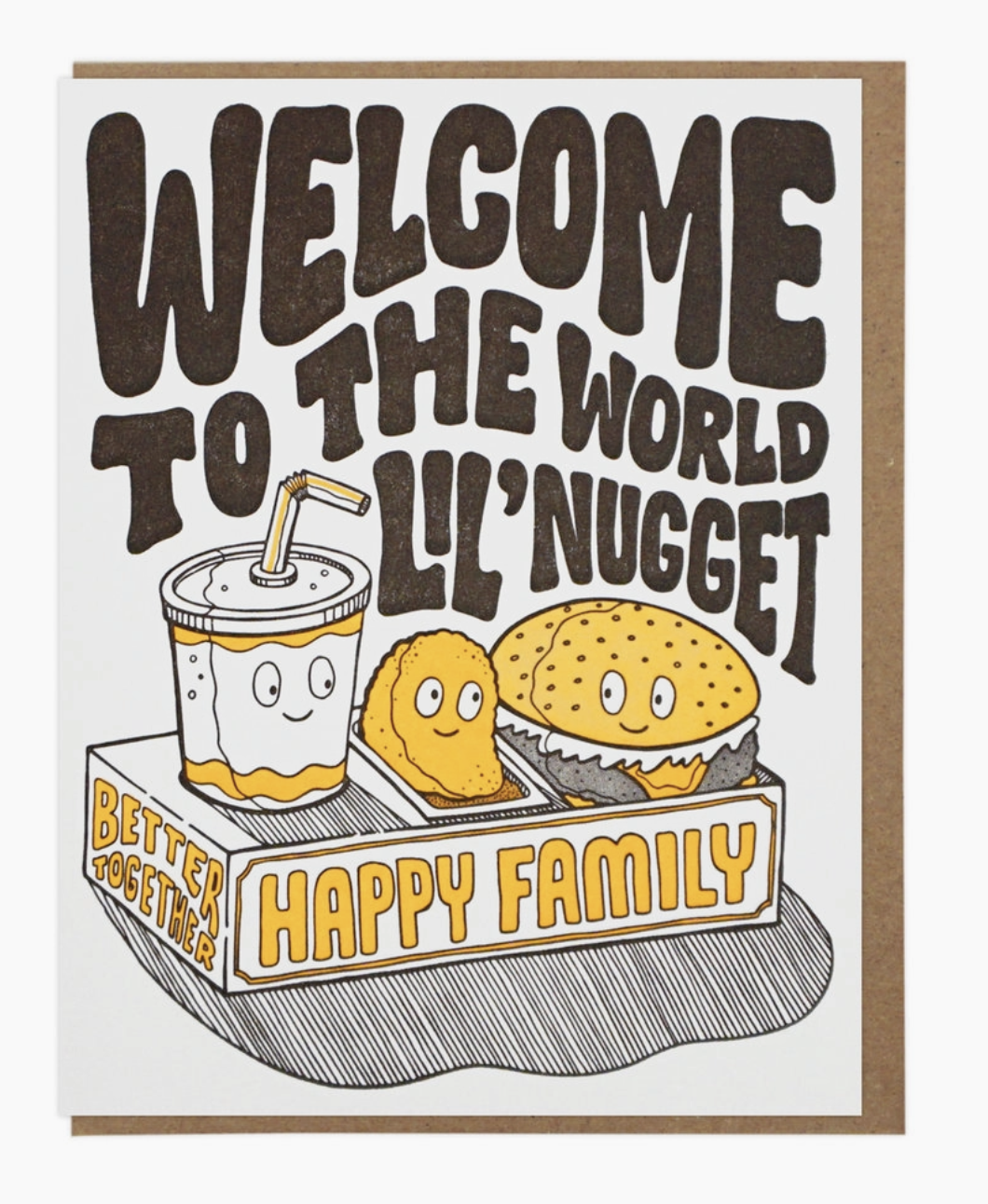 Baby Cards - Choose From Designs