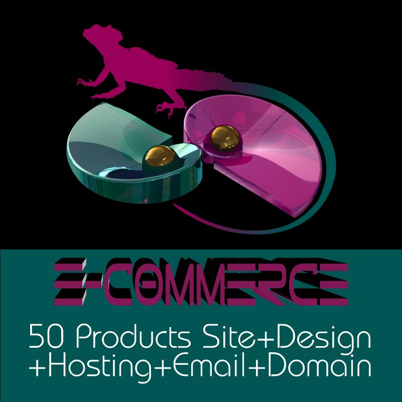 WEBSITE- E-COMMERCE 50 P