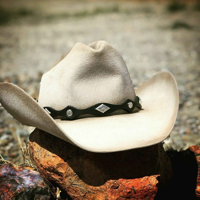 Diamond Hat band