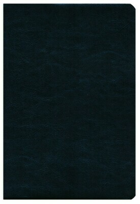English Standard Version (ESV) Black Leather