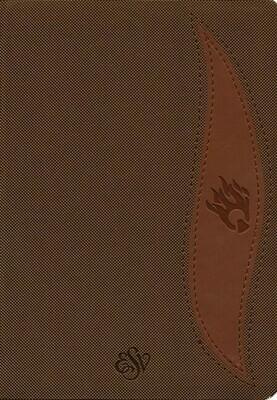 English Standard version (ESV) Student Edition Brown/Chesnut PU Cover