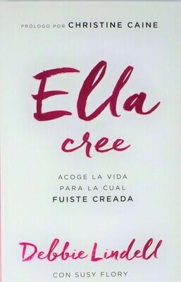Ella Cree (She Believes)