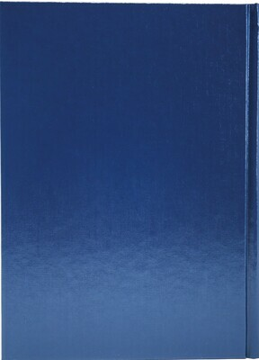 Hebrew (עִברִית) Navy Hardcover