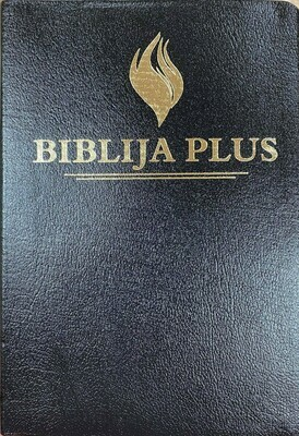 Croatian Black Bonded Leather