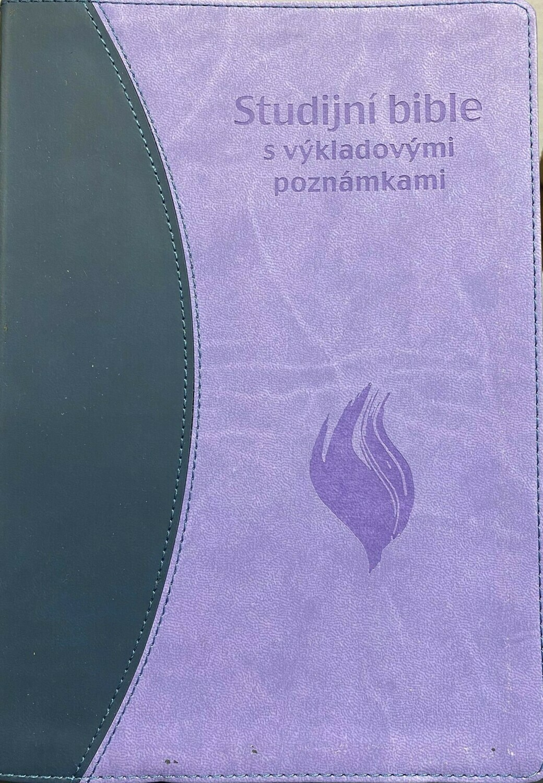 Czech Blue/Purple Duo Cover