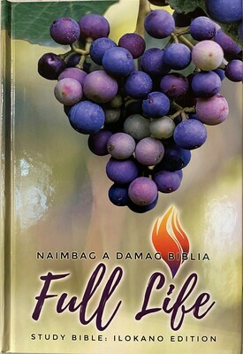Ilokano Printed Hardcover