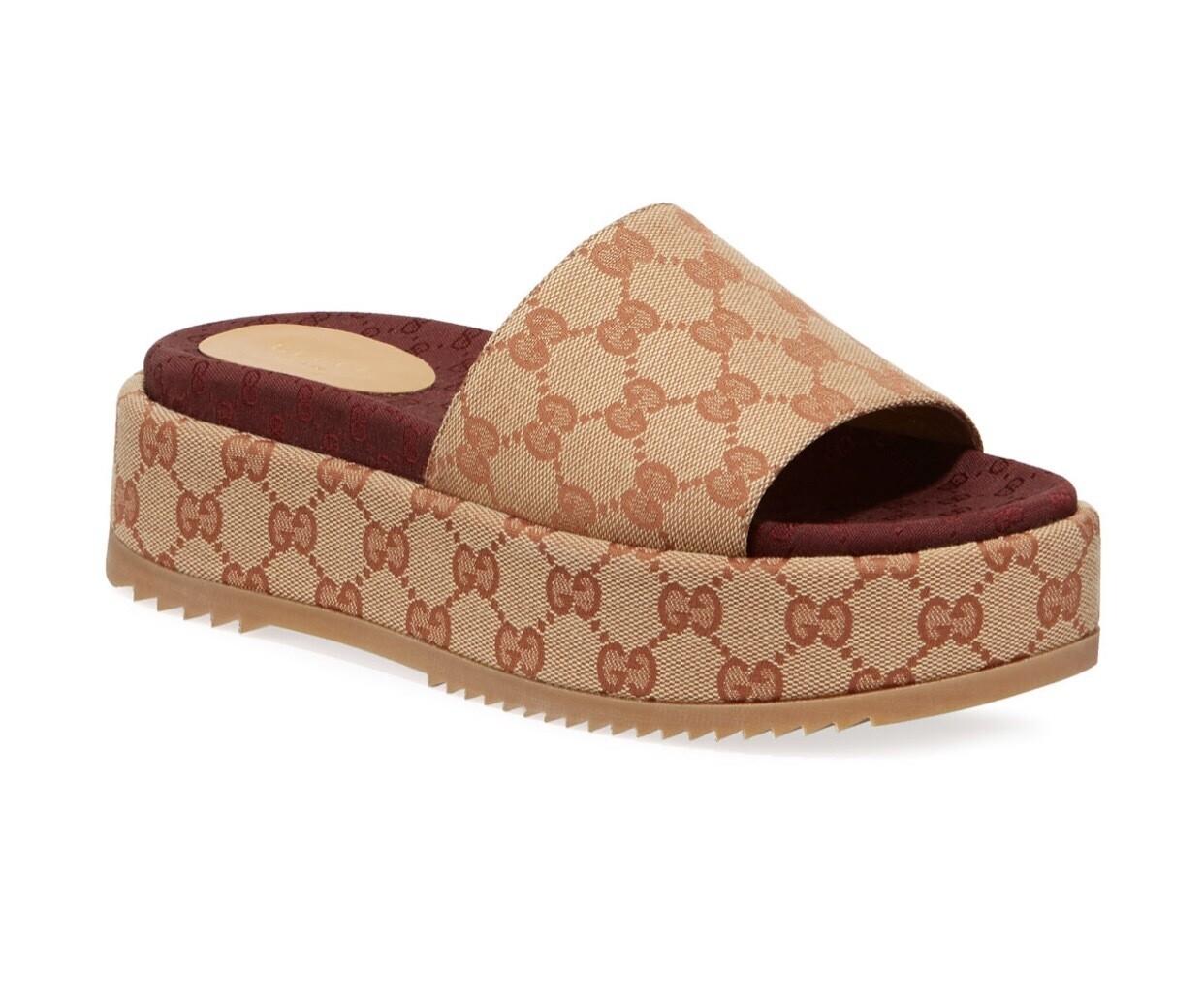 GG PLATFORM Sandal
