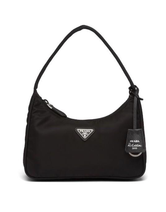 2000 Nylon Mini Bag