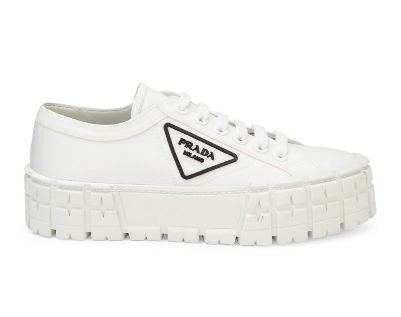 Lug-sole Platform Sneakers