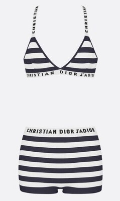 CLASSY DIOR SWIMSUITS