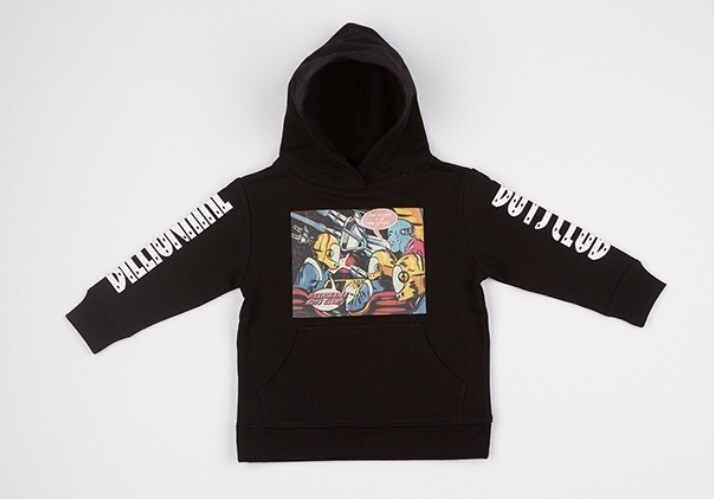 BB DISCOVERY HOODIE