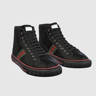 OFF THE GRID GG HIGH TOP