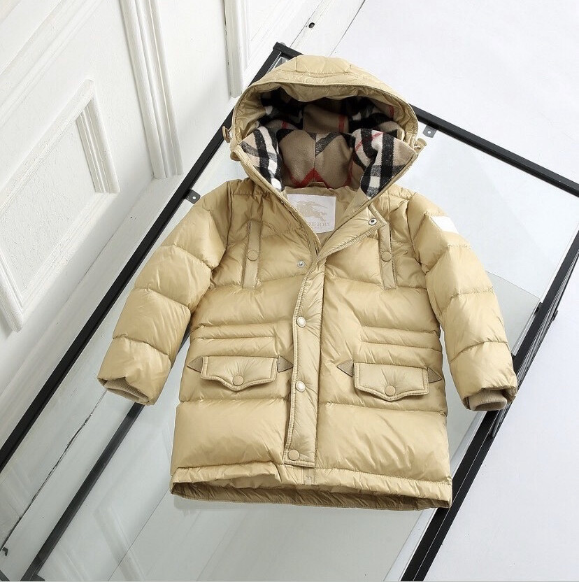 BURBERRY PUF COATS