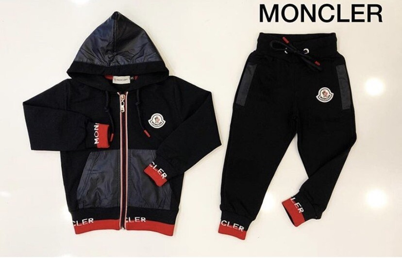 Moncler Jogger Set