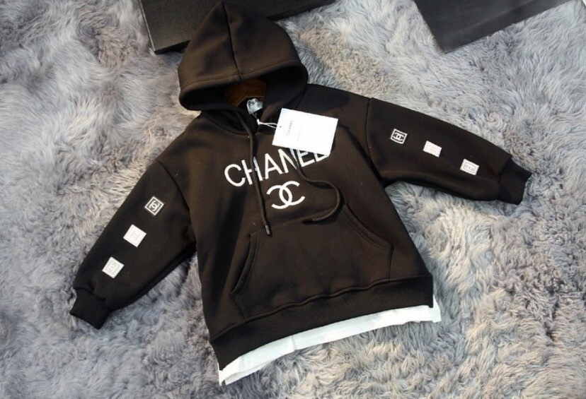 CHANEL OVER SIze Hoodie