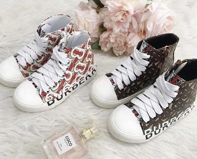 BB LOGO SNEAKERS