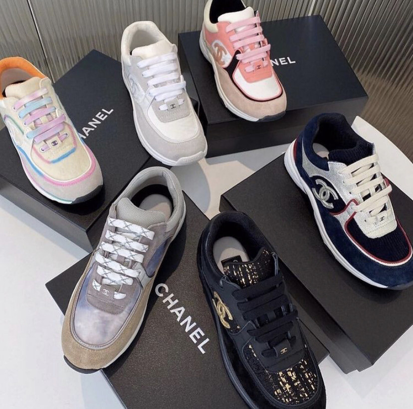 CHANEL CC TENNIS